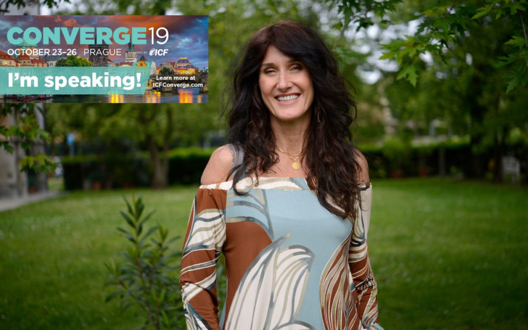 Nature Coaching Workshop at ICF Converge19