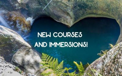 New Edition of The Nature Coaching Academy 2020-2021 COMING UP!