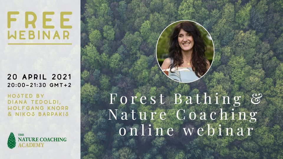 FOREST BATHING AND NATURE COACHING IN GREECE